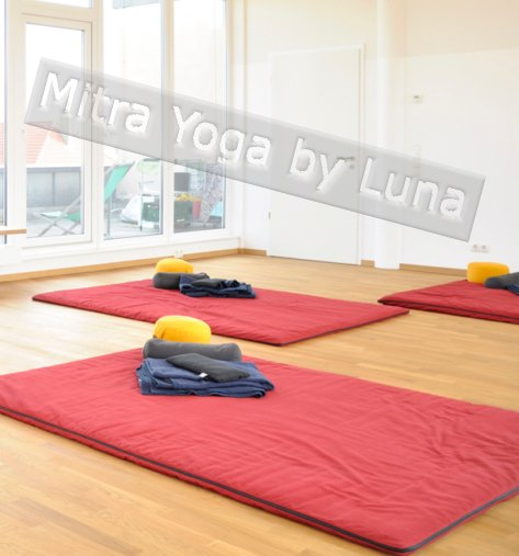 Lichtraum Berlin Innenraum Mitra Yoga